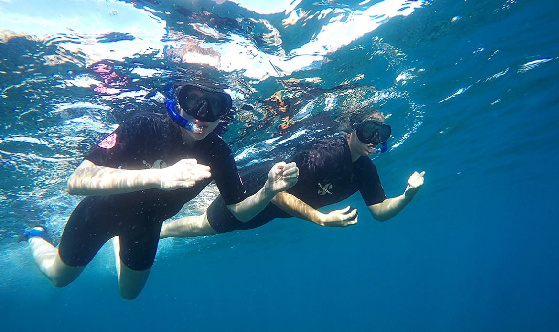 Dive Center Activities diving Snorkerling Santorini