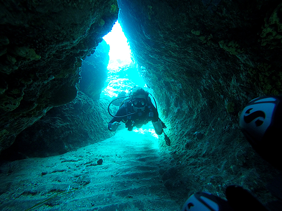 Cave Dives