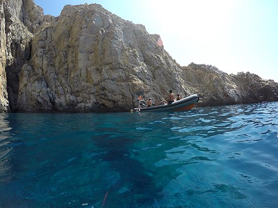 Scuba diving Snorkeling Santorini